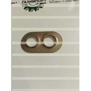 Коробка передач ZF/4-6WG200/WG180 Пластина стопорная для болта 126932164 фото