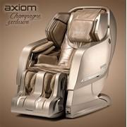 Массажное кресло YAMAGUCHI Axiom Champagne фото