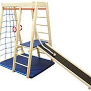 Комплекс детский спортивный ПИРАТ 170 фото