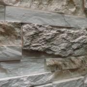 Сланец Карпатский 1 толщина камня 18мм фото