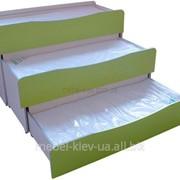 Кровать детская 3-ярусная фото