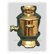 Аромалампа керамическая Самовар фото