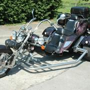 Изготовление трайков на заказ, обслуживание мотоциклов,ремонт фото
