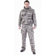 Костюм Тигр летний (куртка, брюки (ткань смесовая Рип-стоп) КМФ Пустыня фото