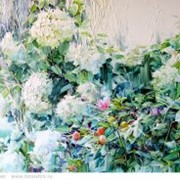 Картины, написанные акварелью. фото