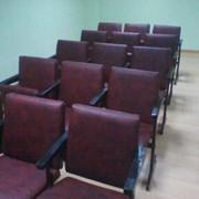 Ремонт стульев, перетяжка кресла фото