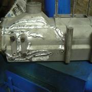 Сварка корпусных деталей с алюминия фото