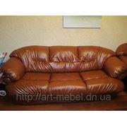 Реставрация и обивка диванов фото