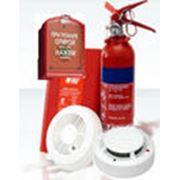 Проектирование монтаж наладка техническое обслуживание ремонт систем автоматической противопожарной защиты фото