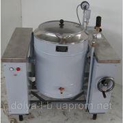 Котел пищеварочный электрический КПСМ-60, кпэ-100, кпэ-160 фото