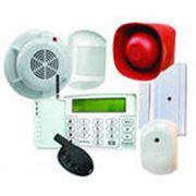 Услуги по установке систем пожарной и охранной сигнализации противопожарной защиты фото