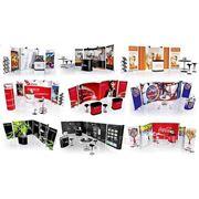 Выставочные и рекламные стенды любых размеров и конфигураций фото