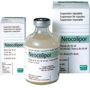 NEOCOLIPOR® Инактивированная вакцина против колибактериоза новорожденных поросят. 15 грн. фото
