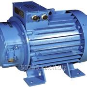 Электродвигатель с фазным ротором МТН211А-6 фото