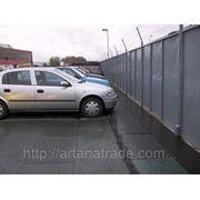 Напольное покрытие для стоянок автомобилей