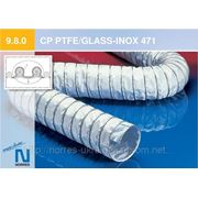 Шланги для теплого воздуха CP PTFE/GLASS-INOX 471 фото