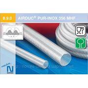Шланги для пищевой промышленности AIRDUC® PUR-INOX 356 MHF фото