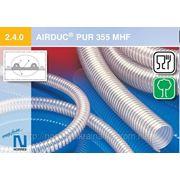 Шланги для пищевой промышленности AIRDUC® PUR 355 MHF фото