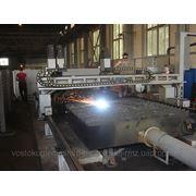 Плазменный раскрой металла, стали в Донецке фото