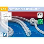 Специальные шланги для пищевой промышленности PROTAPE® PUR-INOX 330 MHF фото