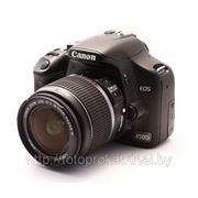 ПРОКАТ АРЕНДА профессионального фотоаппарата Canon EOS 450D фото