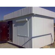 Производим модульные здания домики из металлоконструкций любой конфигурации фото