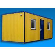 Здания и помещения складские мобильные фото