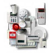 Пожарно-сигнализационное оборудование. фото