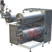 Стерилизатор (пастеризатор) скребковый 2500 л/час фото