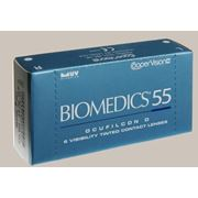 Линзы контактные Biomedics 55 UV фото