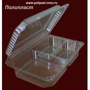 Пластиковый контейнер ПК-112 фото