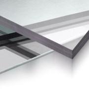 Монолитный поликарбонат 2 мм прозрачный фото