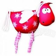 Игрушки-антистресс Веселая лошадь фото