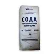 Сода кальцинированная ГОСТ 5100-85 40 кг./мешок 12000 грн./т. фото