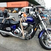 Мотоцикл чоппер No. B5679 Honda VTX1800 фото