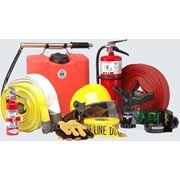 Пожарное оборудование системы безопасности фото