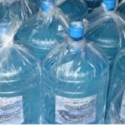 Пакеты для 19-литровых бутылей с водой из ПНД, с рисунком и без. фото
