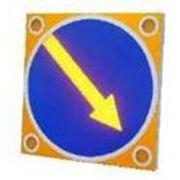 Светодиодное табло Объезд препятствий фото