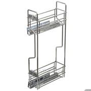 Корзина кухонная для верхних модулей 150мм - 351Creta фото