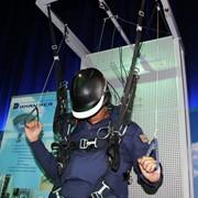 Тренажер парашютиста фото