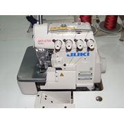 Juki 6714s - Промышленная 4-ниточная краеобметочная машина фото