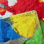 Цемент цветной фотография
