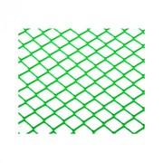 Сетка садовая (ромб) 35х35 шир.1,5м. дл.10м. (зеленый) фото