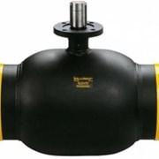 Кран шаровой Broen Ballomax Ду 400 Ру 25 сварка с ИСО/фланцем фото