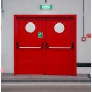 Дверь противопожарная MERCOR фото