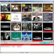"""Программно-аппаратные комплексы контроля многоканального телевидения. """"Телесканер"""" фото"""