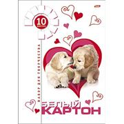 10Кб4_05683 Набор картона