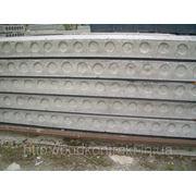 Плиты перекрытия ПК 45-12-8 фото