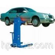 Подъемник одностоечный электрогидравлический мобильный г/п 2500 кг - OMA 496 (MM 25) фото