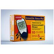 Глюкометр Sensolite Nova plus фото